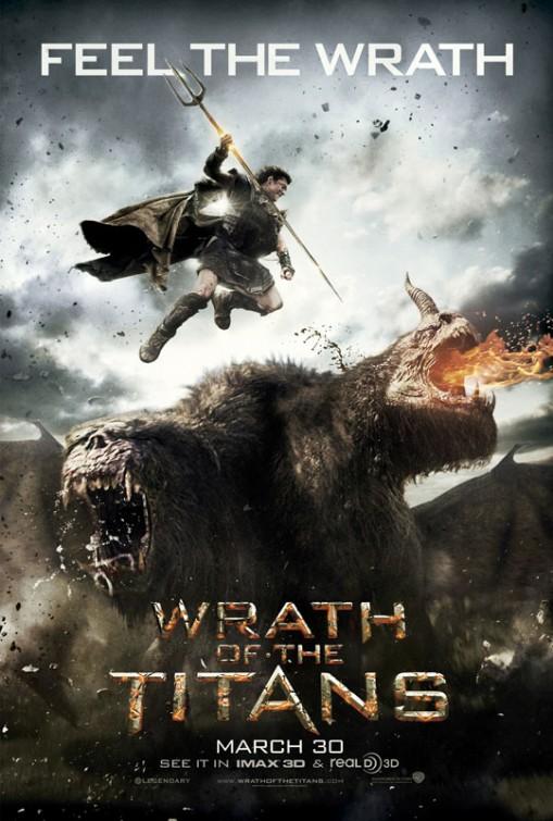 Wrath Of The Titans (2012)